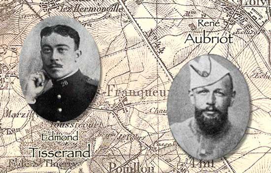 Edmond Tisserand du 28e RI