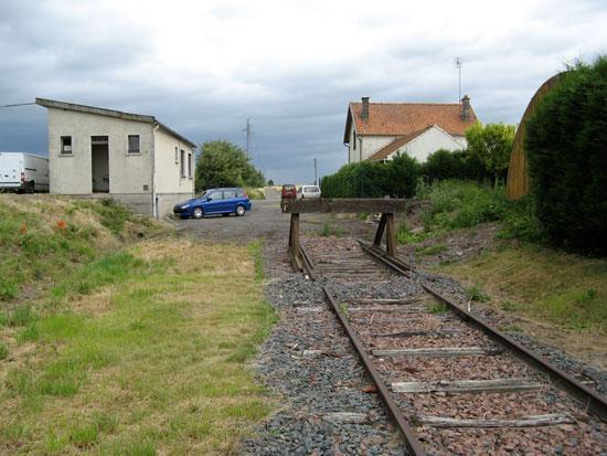 Photo de l'ancienne gare de Roye-sur-Matz