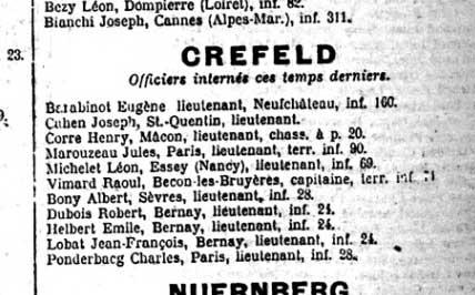 Liste 28 de La Gazette des Ardennes: Albert Bony